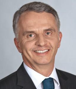 Didier Burkhalter Presidente della Confederazione